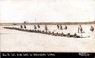Company A, 1st Arkansas, Mexican Expedition.jpg