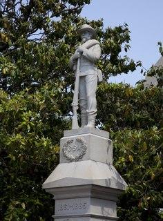 <i>Confederate Soldier Memorial</i> (Huntsville, Alabama) Monument to the Confederate Army in Huntsville, Alabama