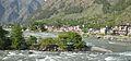 Confluence - River Beas and River Parvati - Bhuntar - Kullu - 2014-05-09 2164.JPG