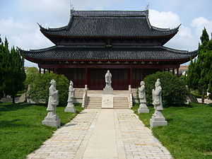 Confucius Temple on Chongming