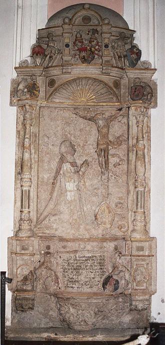 Conrad von Bibra - Conrad von Bibra grave