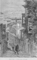 Constantinople(1878)-Road to pear; - in bottom the tip of the serraglio.png