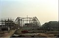 Convention Centre Complex Under Construction - Science City - Calcutta 1995 522.JPG