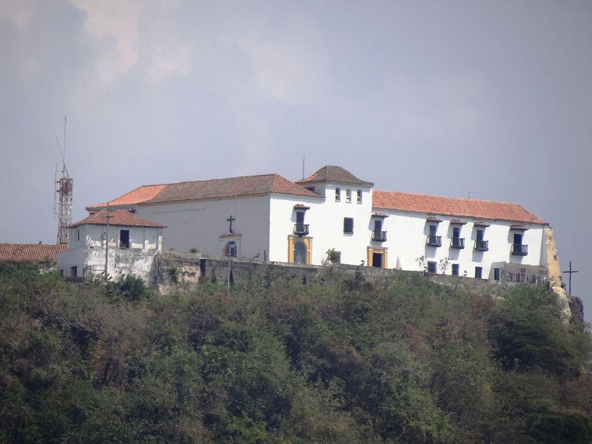 Convento de la Popa - Wikipedia