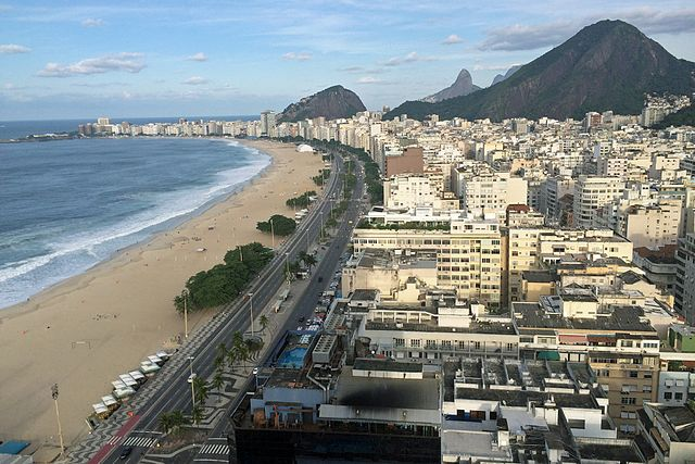Bairro de Copacabana