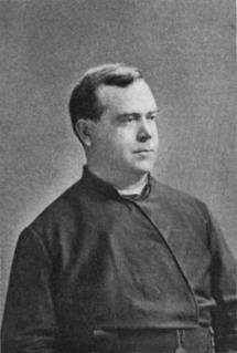 Cornelius Gillespie American Jesuit educator