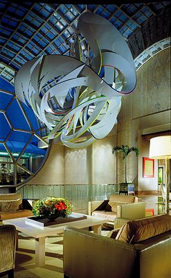 Cornucopia by Frank Stella, The Ritz-Carlton Millenia Singapore - 20110928.jpg