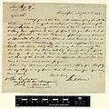 Correspondence - James (Thomas) and Engelmann (George) (Aug 25, 1862 (1)) BHL43557724.jpg