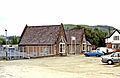 Corwen station, exterior geograph-3321394-by-Ben-Brooksbank.jpg