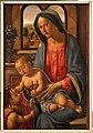 Cosimo rosselli, madonna col bambino e ritratto femminile, 01.jpg