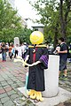 Cosplayer of Koro-sensei, Assassination Classroom at CWT40 20150809b.jpg