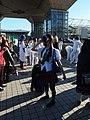 Cosplayer of Mari Illustrious Makinami at Comic Market 85 20131229.jpg