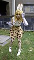 Cosplayer of Serval, Kemono Friends at CWT K29 20190309b.jpg