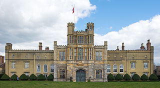 Coughton Court Grade I listed historic house museum in Stratford-on-Avon, United Kingdom