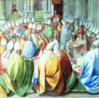 Fourth Council of Constantinople (Catholic Church) 8th ecumenical council of the Catholic Church; held in Constantinople from 5 Oct. 869 to 28 Feb. 870
