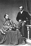 Count Carl Robert Mannerheim and Countess Hélène Mannerheim.jpg