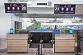 Counter of Guangzhou Baiyun International Airport Terminal 2.jpg
