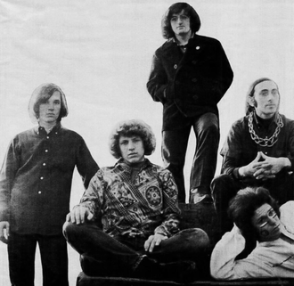Country Joe and the Fish - Country Joe and the Fish in 1967