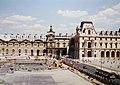 Cour du Carrousel, Palais du Louvre, Paris 1993.jpg