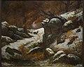 Courbet - Roe Deer in the Snow, 1868.jpg