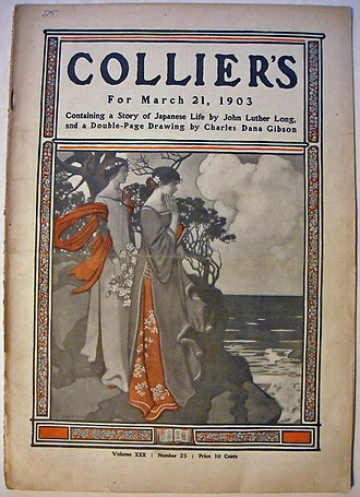 Arthur E. Becher - Image: Cover of Collier's Weekly 3 21 1903