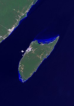 Cozumel satellite map.jpg