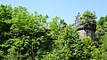 Craigend Castle ruins, Mugdock Country Park, Milngavie, Glasgow.jpg