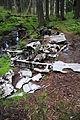Crashed Dornier Do 17M-1 Hansakollen, Maridalen Oslo (3).JPG