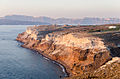 Crater rim - seen from cape Akrotiri - Santorini - Greece - 05.jpg