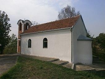 Crkva Svete velikomučenice Nedelje, Jelašnica, Leskovac, b07