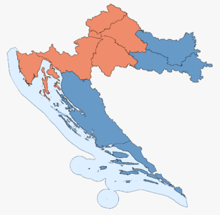 Kroata Parliamentary Election Results 2007.png