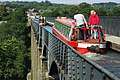 Crossing the Aqueduct. - geograph.org.uk - 31580.jpg