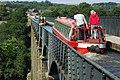 Crossing the Aqueduct. - geograph.org.uk - 31580.jpg