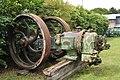 Crossley gas engine, Regional Resource Centre, Beamish Museum, 29 July 2011.jpg