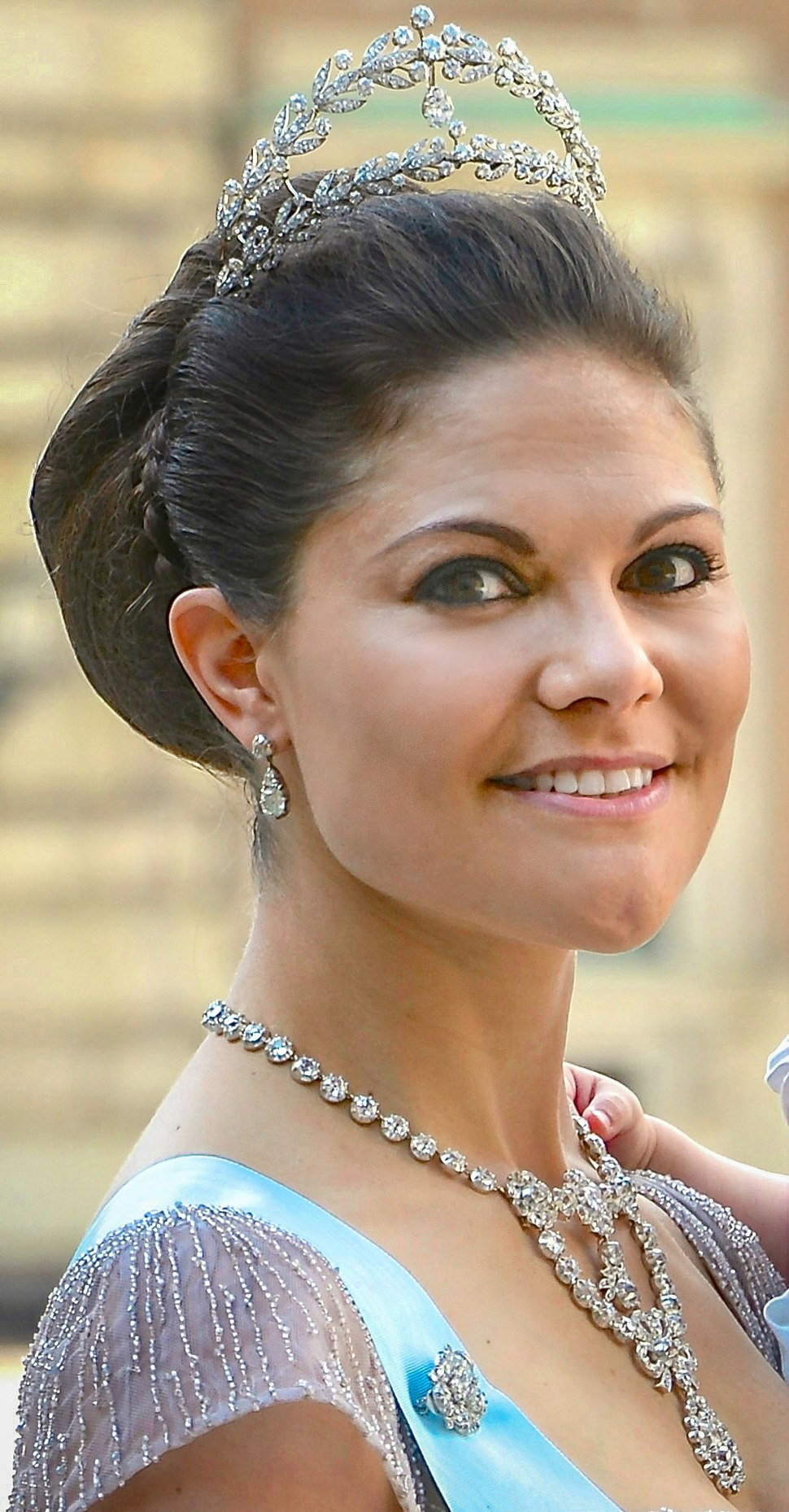 Crown Princess Victoria June 8, 2013 (cropped)