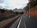 Crystal Palace stn Forest Hill look west.JPG
