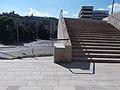 Csillag houses, south stairs, Rákóczi Road, 2020 Salgótarján.jpg