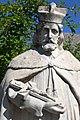 Csolnok, Nepomuki Szent János-szobor 2021 09.jpg