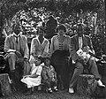 Csoportkép, 1920. Fortepan 18140.jpg