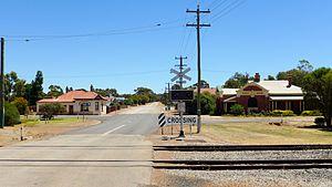 Cuballing, Western Australia - Cuballing West Road, 2014