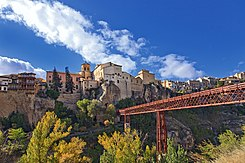 Cuenca. ST. Paul's Bridge. Castilla - La Mancha. Spain (4340400077).jpg
