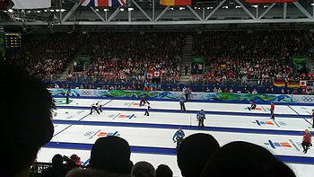 Curling at Vancouver Olympic Centre.jpg