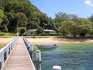 Currawong Beach Suburb of Sydney, New South Wales, Australia
