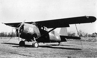 Curtiss O-52 Owl - An O-52
