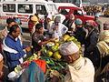 Cut Fruits Stall - Gangasagar Fair Transit Camp - Kolkata 2012-01-14 0840.JPG