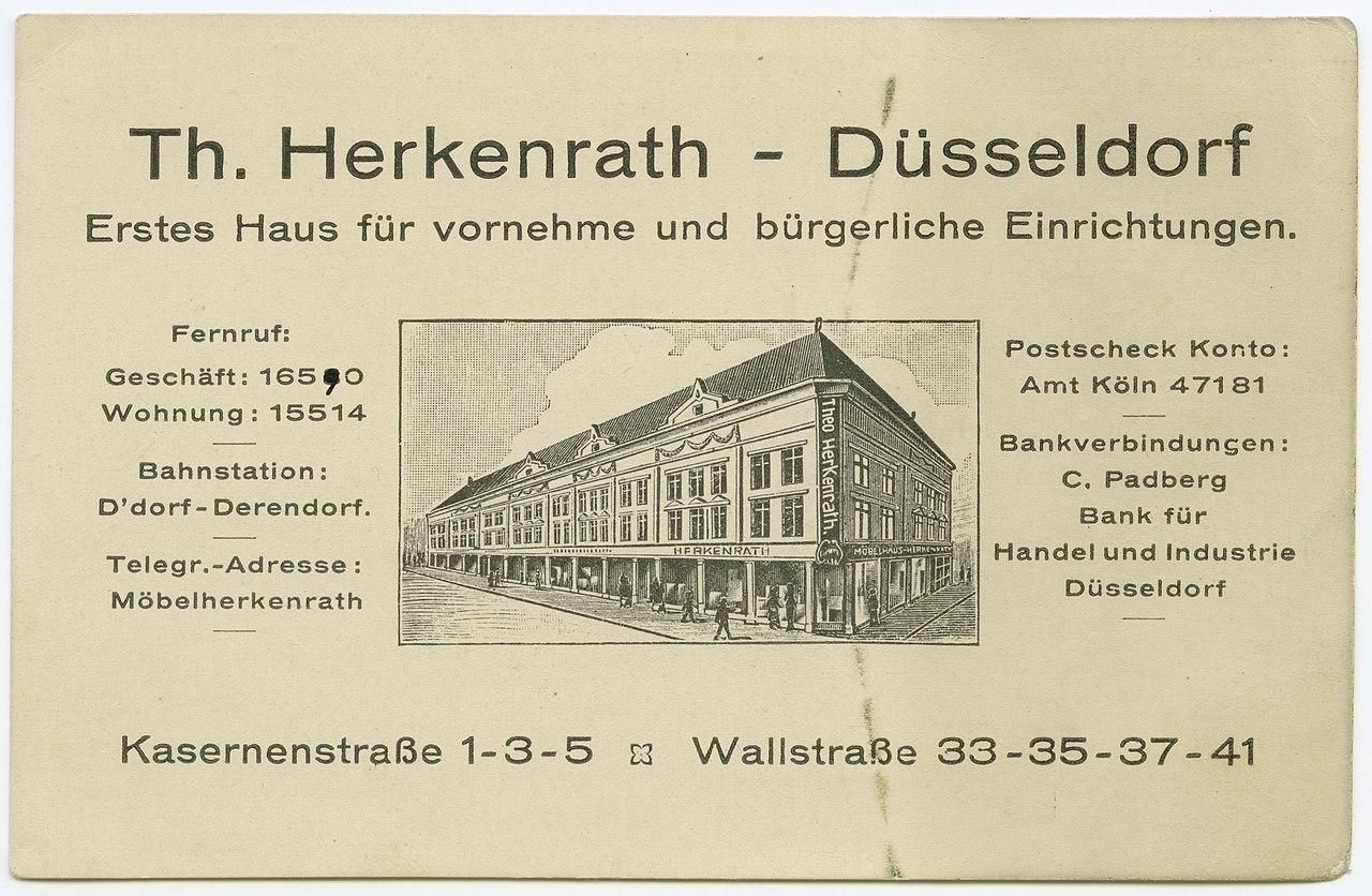 File Düsseldorf Geschäftshaus Kasernenstraße 1 3 5 Ecke