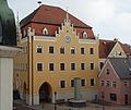 D-7-79-131-54 Donauwöerth Rathaus von-Sueden.jpg