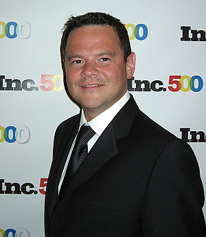 Daniel Milstein - Daniel Milstein at the INC. 500 awards in 2009