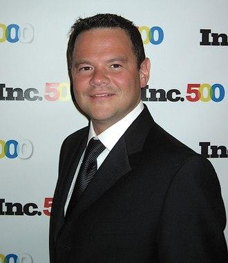 Daniel Milstein - Daniel Milstein at the INC. 500 awards in 2009
