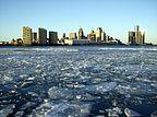 Detroit - Port lotniczy - Michigan (USA)